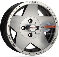 futura black diamond